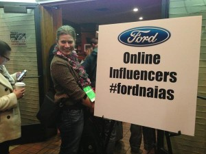 FordNAIAS Online Influencer