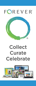 Collect, curate, and celebrate your memories now and for generations.