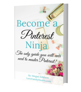 Click for access to Pinterest Ninja